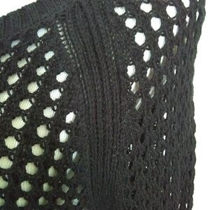 a.n.a Sweaters - a.n.a. Black Knit Sweater Large
